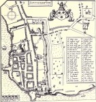John Speed 1611 Map