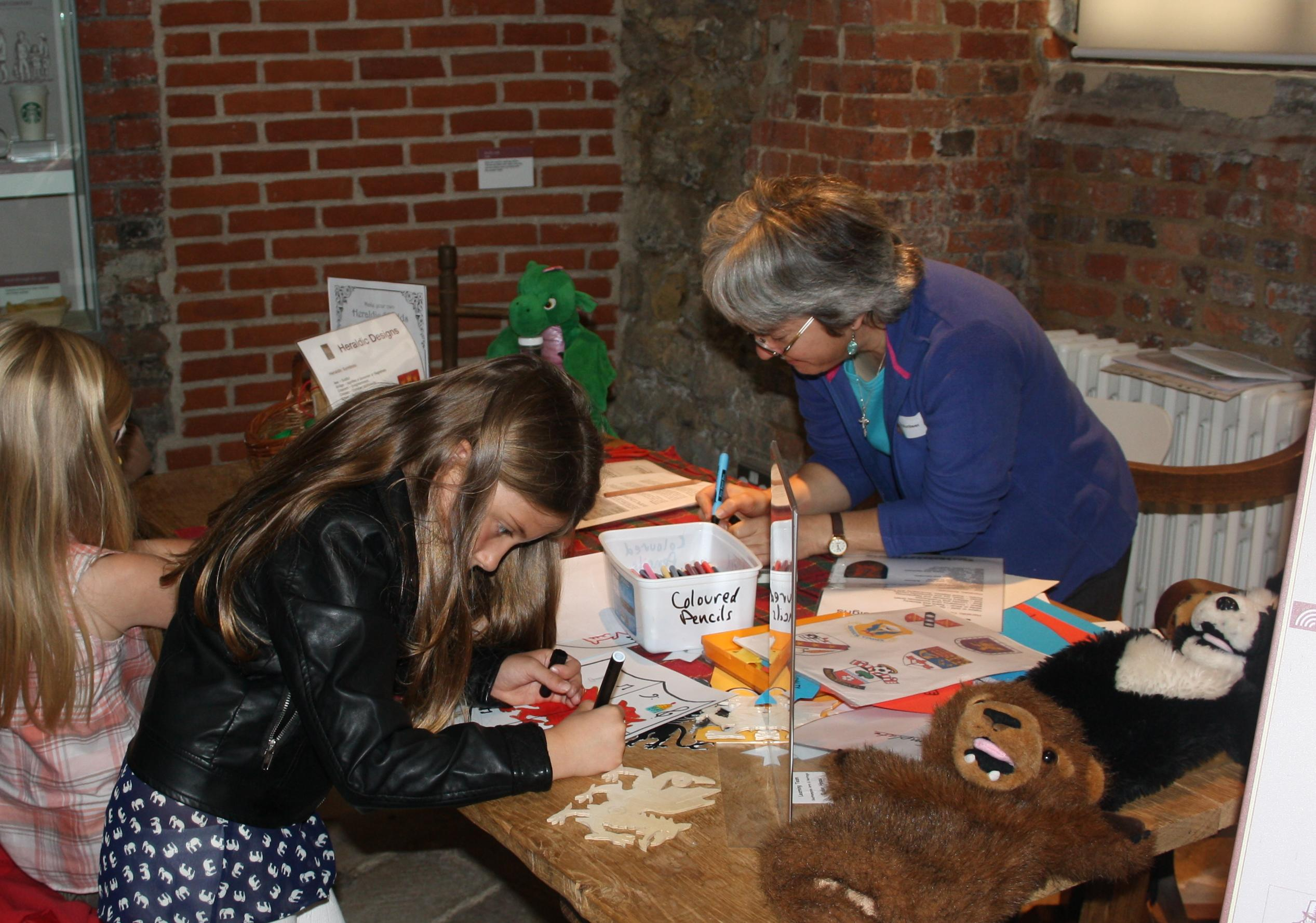 Children and Family Activities | Tudor House and Garden